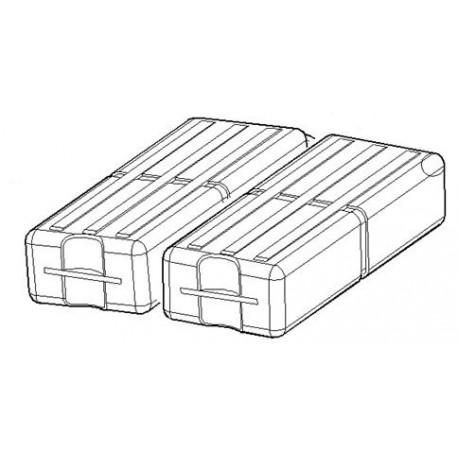 Cassettes Réfrigerantes  BV7 MOULINEX