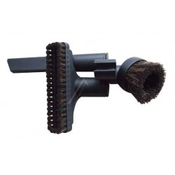 Kit petite brosses + buse + support