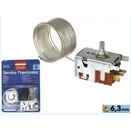 Kit thermostat congelateur n°6 DANFOSS