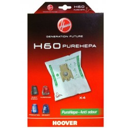Poches PureHepa H60 ANTI ODEUR SENSORY